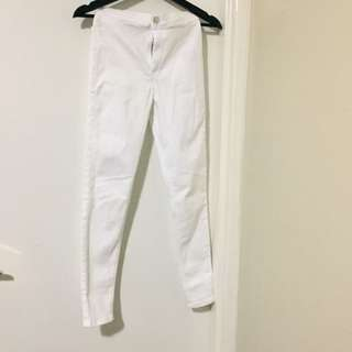 Topshop Joni Highwaisted Jeans
