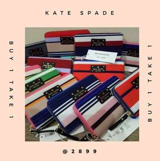 buy1take1 Kate Spade wallet