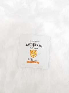 Etude House Sunprise Dust Block Sampler