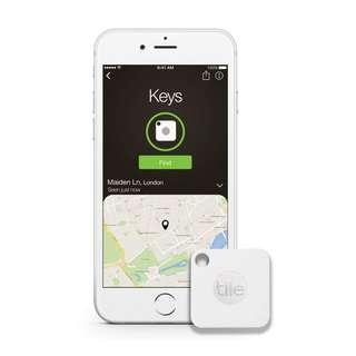 [IN-STOCK] Tile Mate - Key Finder. Phone Finder. Anything Finder - 1 Pack