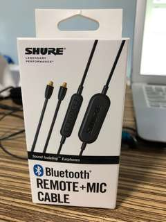 Shure RMCE-BT1 MMCX Bluetooth Cable