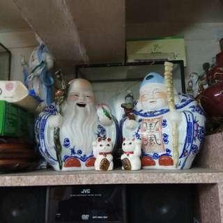 80年代古董, 壽星公公壽星婆婆
