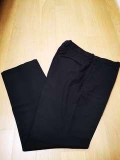 H&M Slim Fit black pants