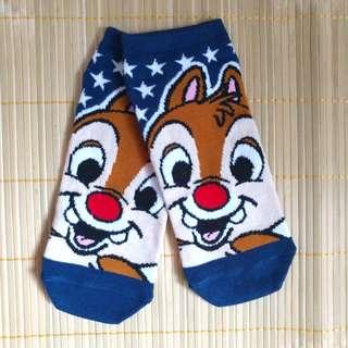 Disney chip & dale Socks