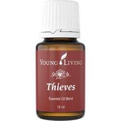 🚚 Young Living Thieves Essential oil 15ml