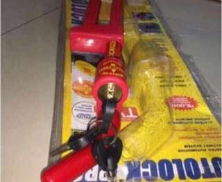 Car stering lock