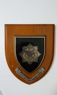 97前駐港英軍運輸兵團木盾