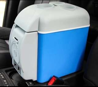 Portable Car Mini Fridge