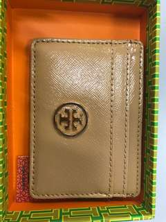 Tory Burch Card Holder 100% new and real