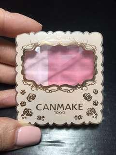 Canmake blusher 02