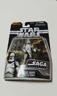 Star wars the saga collection: fifth fleet security clone trooper