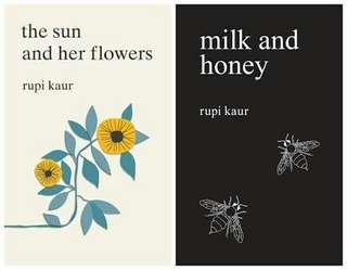 Rupi Kaur Books