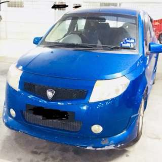 Proton Discounted Savvy 2007 (Auto) Blue