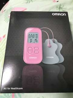🚚 Omron TENS therapy electrical pulse massage