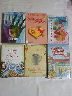 Novel baru segel indo dan terjemahan