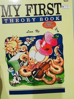 Music Theory beginner