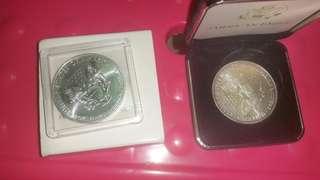 1oz silver coin