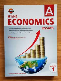 A Level Economics essays