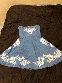 Abercrombie & Fitch Tube dress size S