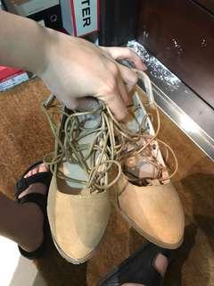 高跟鞋 Zalora
