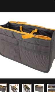 Handbag Pouch Bag in Bag Organiser Insert Organiser Tidy Bag