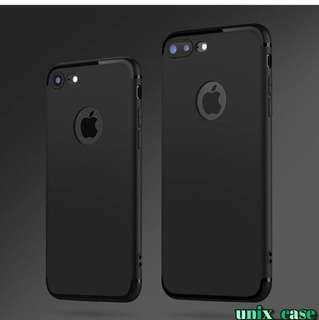 For Iphone 7+ jelly ultra slim case - 40rb dapat 2