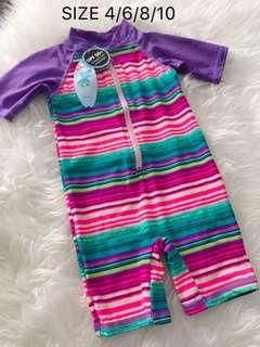 Swimsuit/Baju Renang (0-5years)