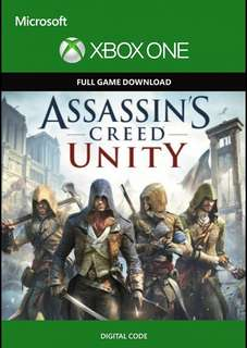XBOX ONE GAME FOR THE WEEKEND AC UNITY $4.50