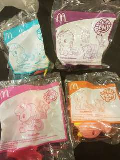 mcd happy meal toy #pony