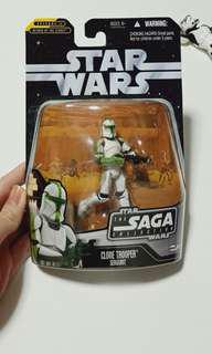 Star wars the saga collection: clone trooper sergeant