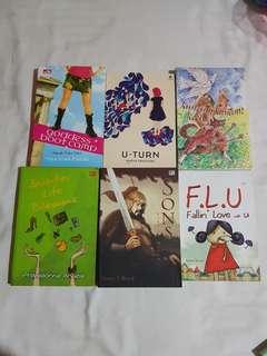Novel indo dan terjemahan