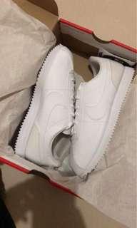 Nike White Cortez