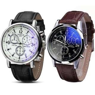 2 Pcs Men Watches Automatic Watch