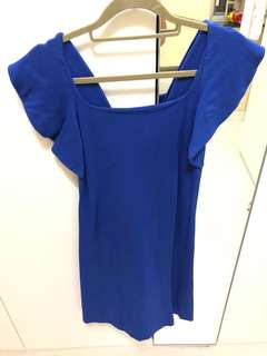 French collection dress size XS