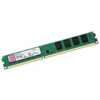 Kingston ram DDR3 8gb 1600Mhz low profile