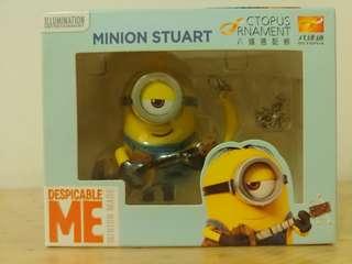 Minions 3D八達通配飾 (Stuart)