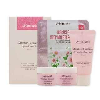 [MAMONDE] Moisture Ceramide Special Mini Kit