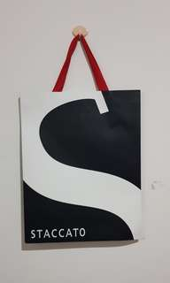 Staccato Paper Bag