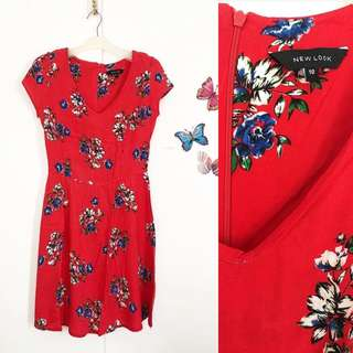 New look dress size (S)