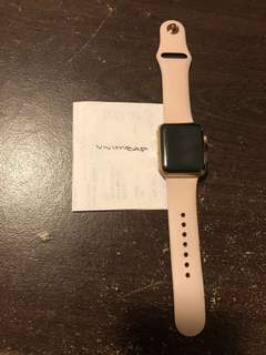 Apple watch series 3 Rose Gold 38mm