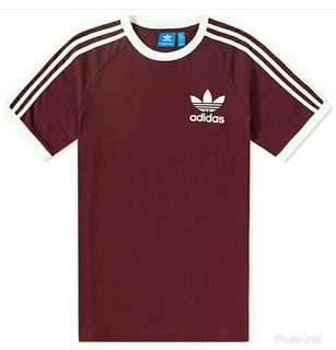 TEE ADIDAS RETRO CALIFORNIA 3STRIPE
