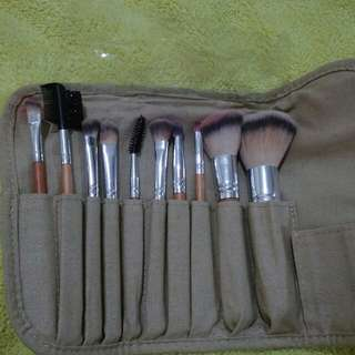 ALL BRUSH MAKE UP MINERAL BOTANICA ORI