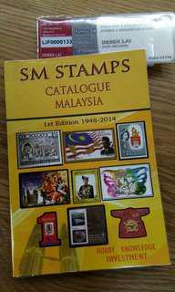 SM Stamp Catalogue Malaysia