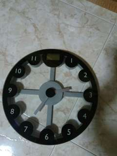 Ikea Anten 2 In 1 Weighting Scale And Clock 4 Sale