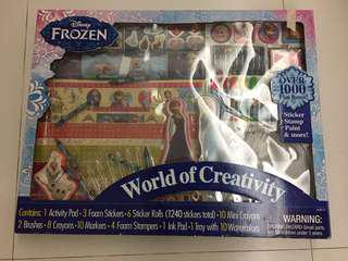 Frozen 文具