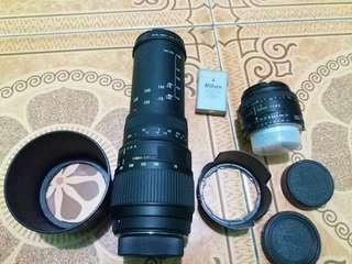 Lensa for nikon
