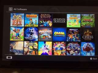NINTENDO SWITCH UNLIMITED GAMES SERVICE INSTALL