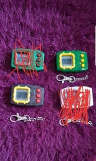 Digimon Pendulum Rare collectibles