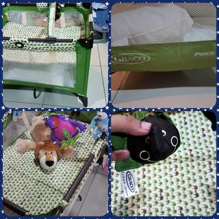 Baby Playpen Graco Pack & Play