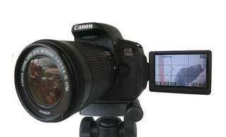Canon 700D Barang Baru Bisa Di Cicil Tanpa Kartu Kredit
